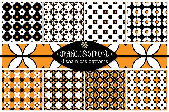 Set 39 8 Seamless Patterns