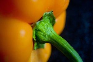 fresh bio paprika pepper