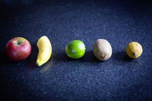 fresh bio fruits