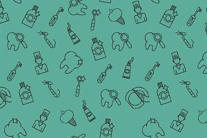 Stomatology set pattern