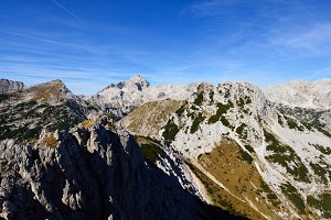 Amazing Mountains Panorama