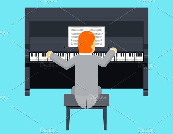 Pianist Piano