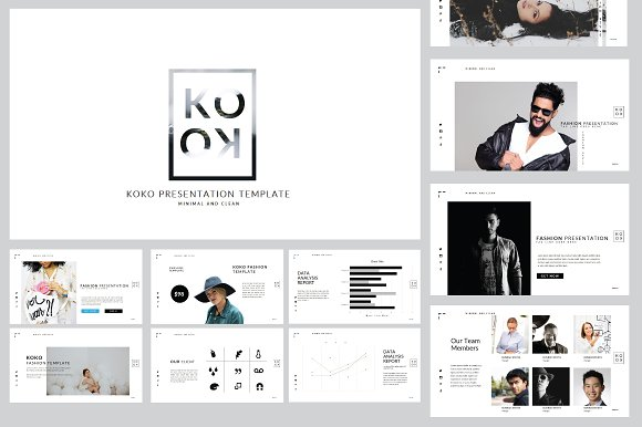Koko Powerpoint Template