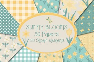 Sunny Blooms , Bumper pack