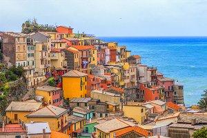 Manorola, Italy