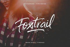 Foxtrail Font