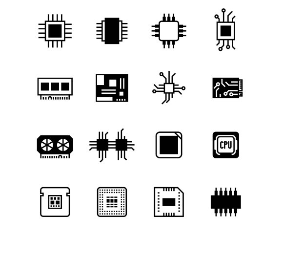 Computer Electronic Chips