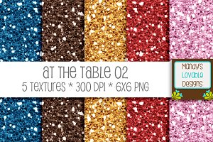 At the Table Glitters 02
