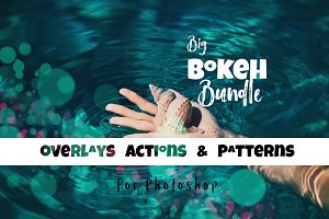 Big Bokeh Bundle for Photoshop