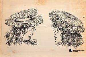 2 Hats& Hairs-006