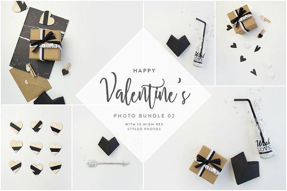 Happy Valentine's Photo Bundle 02