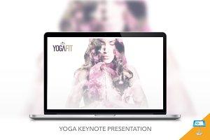 Yoga Keynote Presentation