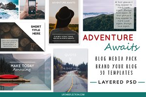 Blog Media Pack: Adventure Awaits