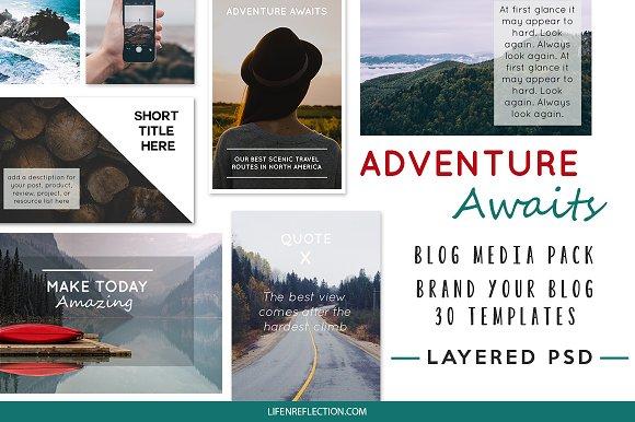 Blog Media Pack Adventure Awaits