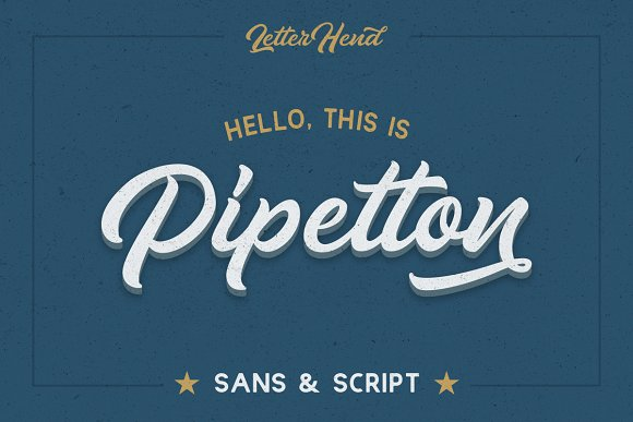 Hit a Homerun With These Cool Baseball Fonts ~ Creative Market Blog