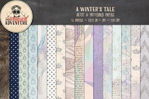 A Winter's Tale Patterns