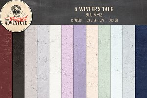 A Winter's Tale Solids