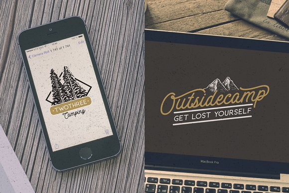 Adventure Logo Bundle 90 Off Logo Templates Creative Market