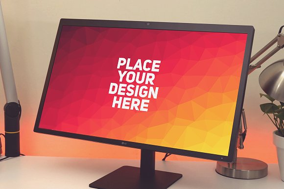 Monitor Mock-up#43