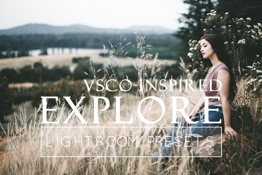 Forest VSCO-Like Lightroom Preset ~ Lightroom Presets