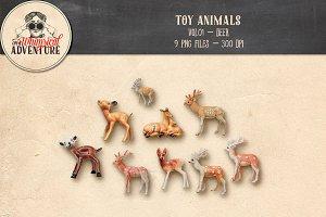 Toy Animals Vol01 - Deer