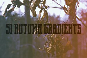 51 Autumn Gradients