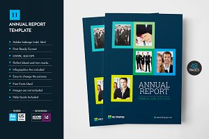 Annual Report Template V11