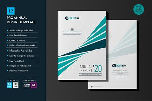 Annual Report Template V12