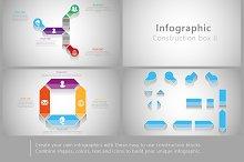 Infographic construction box II