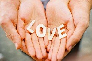 Love on hand