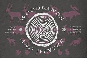 Woodlands & Winter Graphics