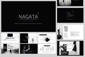 Nagata Powerpoint Template