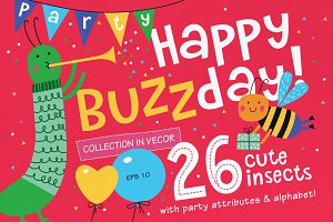 Happy BUZZday!
