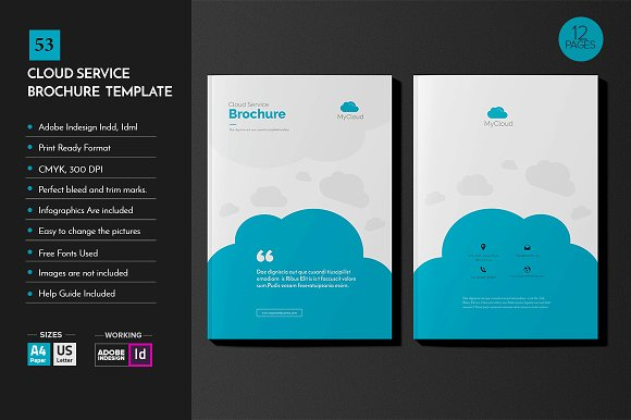 Cloud Service Brochure V53