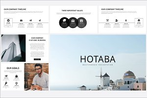 Hotaba Multipurpose Template