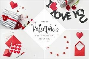 Valentine's Styled Photo Bundle 03