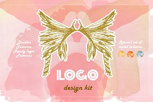 Design Kit for Her Logos