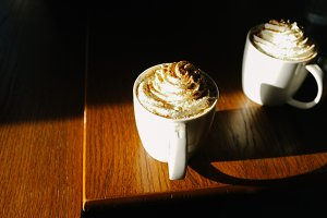Spiced Latte