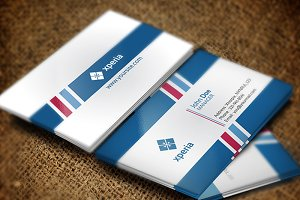 Xperia Business Card