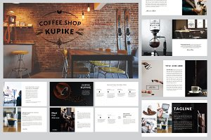 Kupike Business Powerpoint Template