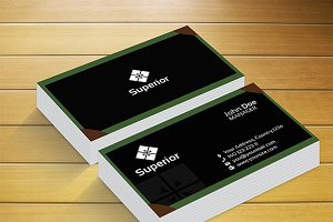 Superior Business Card