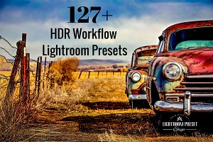 HDR Lightroom Presets Bundle