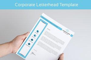 Creative & Modern Letter head