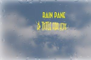 Rain Pane
