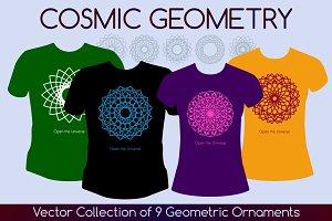 Cosmic Geometry Objects
