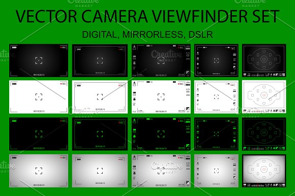 Modern Camera Focusing Screens