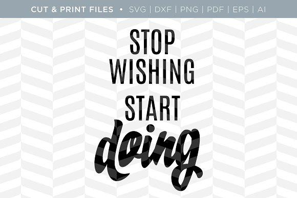 Start Doing SVG Cut Print Files
