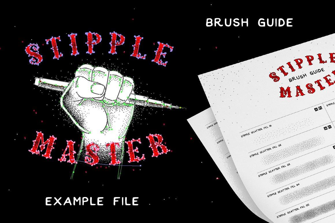 stipple master brushes 05 5