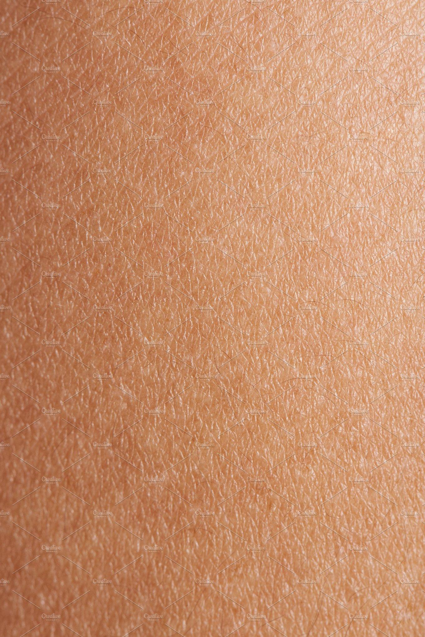Human skin texture ~ People Photos ~ Creative Market