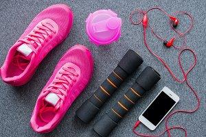 equipment for fitness training
